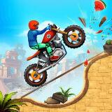 Игра Нарисованный Мотоцикл