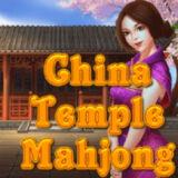 Игра Китайский Храм Маджонг