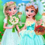 Игра Холодные Сестры: Цветочницы