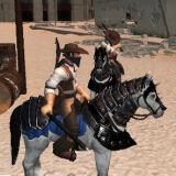 Игра Бандиты на Лошадях