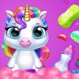 Игра Мой Малыш Единорог: Виртуальный Питомец Пони