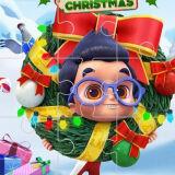 Игра Могучая Рождественская Головоломка