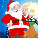 Игра Отличия Санта Клауса