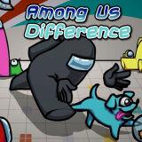 Игра Найди Отличия: Амонг Ас