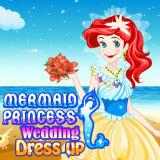 Игра Русалка Принцесса: Свадебное Платье