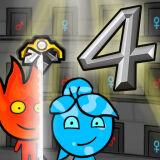 Игра Огонь и Вода 4 В хрустальном храме