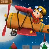 Игра Детские Самолёты: Поиск Звёзд