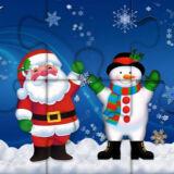 Игра Рождественский Снеговик: Головоломка
