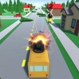 Игра Школьный Автобус: Запуск Школьников