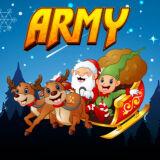 Игра Рождественская Армия Пузырей