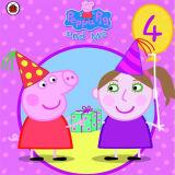 Игра Веселые Пазлы Свинки Пеппы