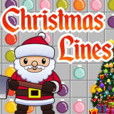 Игра Рождественские Линии