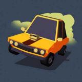 Игра Эластичный Автомобиль