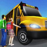 Игра Управление Школьным Автобусом