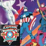 Игра Captain America And The Avengers