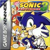 Игра Sonic Advance 3