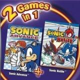 Игра 2 In 1 - Sonic Advance & Sonic Battle