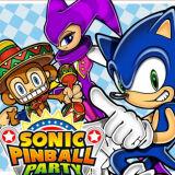 Игра Sonic Pinball Party
