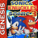 Игра Sonic And Knuckles & Sonic 3