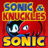 Игра Sonic And Knuckles & Sonic 1
