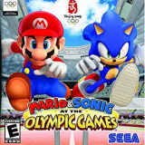 Игра Mario & Sonic At The Olympic Games