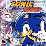Игра Sonic Rush