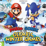 Игра Mario & Sonic At The Olympic Winter Games