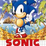 Игра Sonic The Hedgehog / Sega Master System