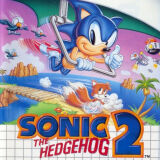 Игра Sonic The Hedgehog 2 / Sega Master System