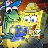 Игра Губка Боб: Искатель Камня