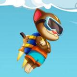 Игра Говорящий Кот: Летающий Том