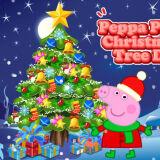 Игра Рождество Свинки Пеппы
