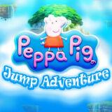 Игра Прыжки Свинки Пеппы: Приключение