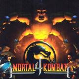 Игра Mortal Kombat 4 / PlayStation