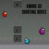 Игра Амонг Ас: Стрелять по Коробкам