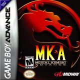 Игра Mortal Kombat Advance