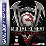 Игра Mortal Kombat - Deadly Alliance