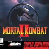 Игра Mortal Kombat II (V1.1) / SNES