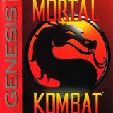 Игра Mortal Kombat / Сега Мега Драйв