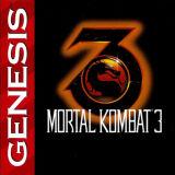 Игра Mortal Kombat 3 / Сега Мега Драйв
