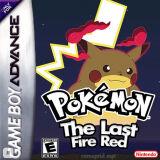 Игра Pokemon The Last Fire Red