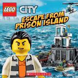 Игра Лего Сити: Побег из Тюрьмы на Острове