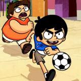 Игра Виктор и Валентино: Чудовищный Футбол