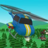 Игра Воздушный Удар Вертолета