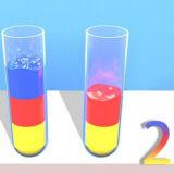Игра Сортировка Жидкости: Головоломка 2