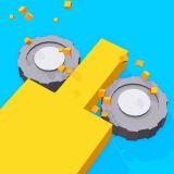 Игра Цветные Слайсы 3Д