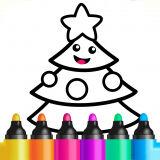 Игра Рисование Рождества Для Детей