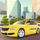 Игра Водитель Городского Такси 2Д