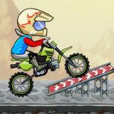 Игра Мотоциклист Путешественник