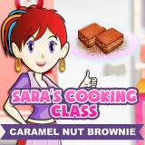 Кухня Сары: Карамельно-Ореховый Кекс